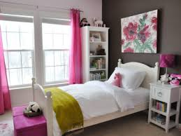 teens bedroom girl ideas for small bedrooms corner bookshelves wall framed art painting pink color curtain bedroom paint color ideas master buffet