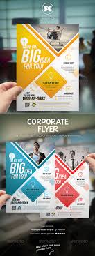 business other archives print ad templates modern corporate flyer magazine ads