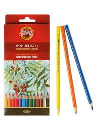 <b>Карандаши цветные</b> акварельные 12 цветов, <b>Koh</b>-I-<b>Noor</b> ...