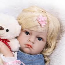 NPK <b>70cm Silicone Reborn</b> Baby Dolls Toys Lifelike 28 inch Big ...