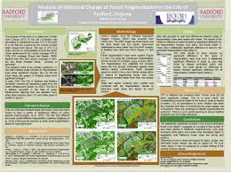 informational tree canopy poster radford va utc poster