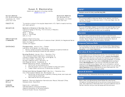 resume examples nursing resume objective rn resume objective resume examples nursing resume objectives nurse resume objective new grad resume