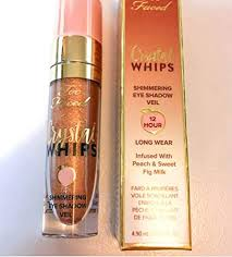 <b>TOO FACED</b> CRYSTAL WHIPS <b>TAP THAT</b>: Amazon.co.uk: Beauty