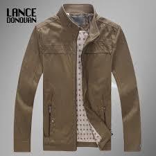 2018 New <b>Men</b> Jacket <b>Spring Autumn</b> Solid color Casual M-<b>5XL</b> ...