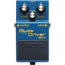 <b>Педаль эффектов Boss BD-2</b> Overdrive купить в InterMuzika ...