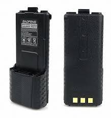 <b>Аккумулятор</b> усиленный BL-5 для <b>рации Baofeng</b> UV-5R (3800 мАч)