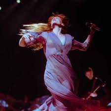 <b>Florence and the</b> Machine