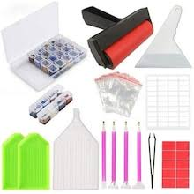 <b>Diamond Painting Tool Paste</b> Diamond Cross Stitch Drill Tool Set ...