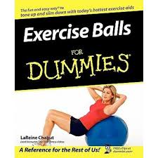 <b>Exercise Balls For</b> Dummies, For Dummies by LaReine <b>Chabut</b> ...
