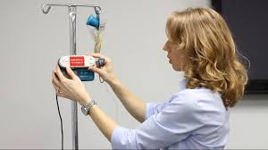 How to Set Up and Start Your Enteralite <b>Infinity</b> Feeding <b>Pump</b> from ...