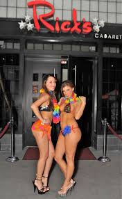 Porn Valley Media Ricks Cabaret NYC New York Ricks Cabaret New York the upscale gentlemens club known for its luxurious setting and warm hospitality will host Hawaiian Luau bashes from.