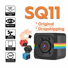 <b>SQ8 Mini Camera</b> Smart Dv Camcorder 1080P Full <b>HD</b> Wireless ...