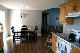 wall color ideas oak: elegant paint colors for kitchens with oak cabinets kitchen duckdo wooden floor caninets blue white color