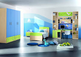 bedroom kid: interesting kids room bedroom design ideas with soft blue wall gorgeous of decorating rooms for wooden