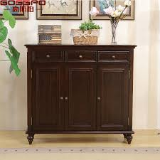 China <b>American</b> Design Front Door Entryway <b>Wood Shoe</b> Storage ...