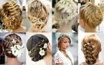 Прически и плетение волос на среднюю длину