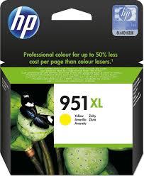 <b>Картридж HP 951XL</b> (CN048AE), желтый, для струйного ...