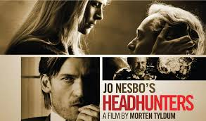 reel review headhunters is a nail biting nordic noir movie headhunters banner