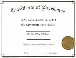 best photos of sample certificate template training award certificate template samples thogati editable of excellence example awarded a part of