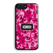 <b>Чехол для телефона</b> «Комон» розовый 2