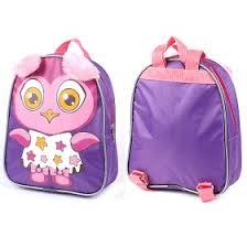 <b>Рюкзак</b> детский <b>Silver Top</b>-1041 Кроха прост спинка/сова, фиолет ...