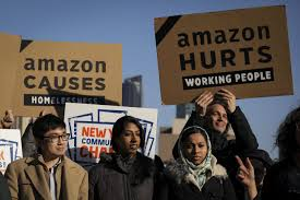 The only clear winner from Amazon's <b>New</b> York <b>pullout - The</b> ...