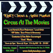 Numbers <b>Kinky Circus</b> & Artist Market