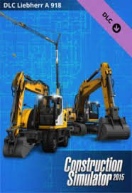 Construction Simulator 2015: Liebherr A 918 Steam Key GLOBAL ...