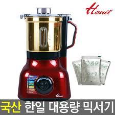 SHMF-3500TG Hanil <b>large capacity</b> blender grinder made in <b>Korea</b> ...