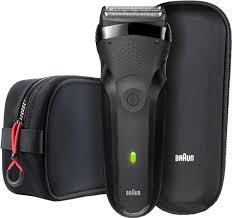 <b>Электробритва Braun 300TS</b> + чехол black — купить по лучшей ...