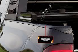 <b>Комплект накладок на боковые</b> борта 2 шт. | Toyota Hilux 2015 ...