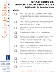 applying for graduate school use this application timeline as a applying to graduate school use this application checklist to make sure you re doing