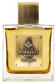 <b>Парфюмерная</b> вода LUIGI BORELLI NAPOLI <b>Cashmere</b> — купить ...