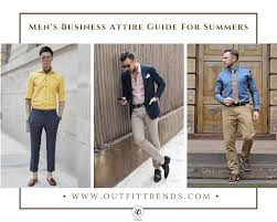 30 Best <b>Summer Business Attire</b> Ideas for <b>Men</b> To Try In 2020