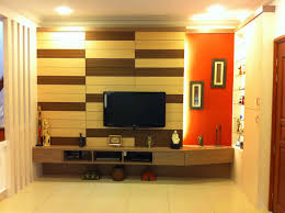 astonishing home interior and living room decoration using round recessed light in living room including brown and white tile decorating paneled walls and astonishing home interior decor