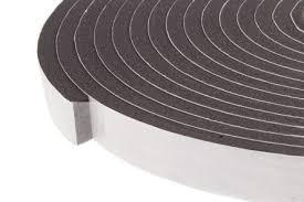 RS PRO Black <b>Foam</b> Tape, 25mm x <b>10m</b>, <b>10mm</b> Thick | RS ...
