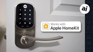 Review: Yale Assure <b>Lever Lock</b> Brings HomeKit to All <b>Doors</b> ...