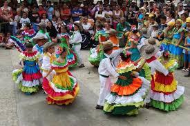 Resultado de imagen de danza folklóricas