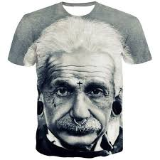 <b>ZOGAA</b> 2019 Albert <b>Einstein</b> T Shirt Men <b>3D</b> Printed E MC2 The Big ...