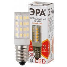<b>LED T25</b>-3,<b>5W</b>-<b>CORN</b>-<b>827</b>-<b>E14</b> ЭРА (диод, капсула, 3,5Вт, тепл ...