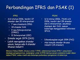 Hasil gambar untuk ifrs vs psak