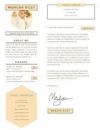 resume templates for nannies and domestic staff store s sunrise resume template package