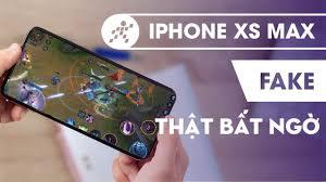 """Test hiệu năng """"iPhone Xs Max"""" giá 3 triệu chơi game thế nào ..."""