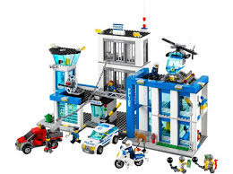 Купить <b>конструктор</b> Lego 60047 City <b>Полицейский</b> участок
