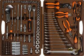 <b>Универсальный набор инструмента Ombra</b> 143 предмета 55565 ...