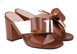 <b>Мюли Pollini</b> купить за 8540 руб. в Москве, цвет коричневый ...