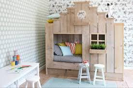 zones bedroom wallpaper: styllistic sleeping zone for kids  fun kids bedrooms tinyme blog