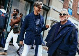 The Top Street Style Looks From <b>New</b> York's Fall <b>2016 Men's</b> Shows ...