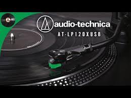 Обзор <b>проигрывателя Audio Technica AT</b>-LP120XUSB - YouTube