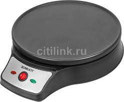 <b>Блинница SCARLETT SC-PM229D98</b> черный, отзывы ...